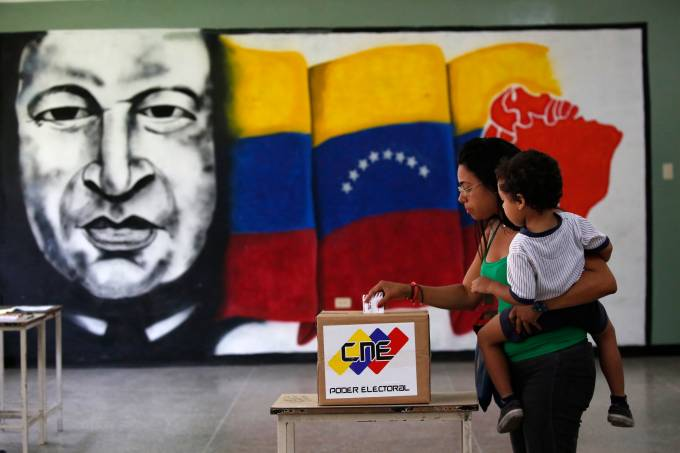 Eleição da Assembleia Constituinte na Venezuela