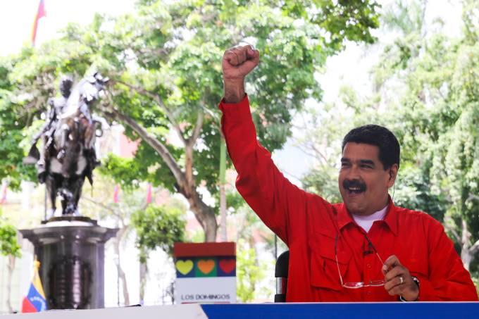 Nicolás Maduro – Despacito