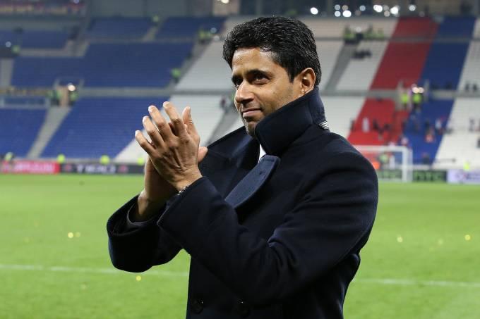 Nasser Al-Khelaifi, o dono do PSG
