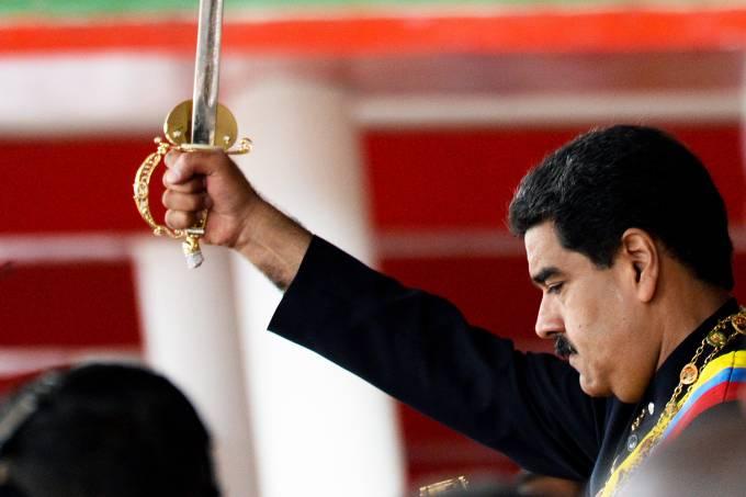 VENEZUELA – O presidente venezuelano, Nicolas Maduro