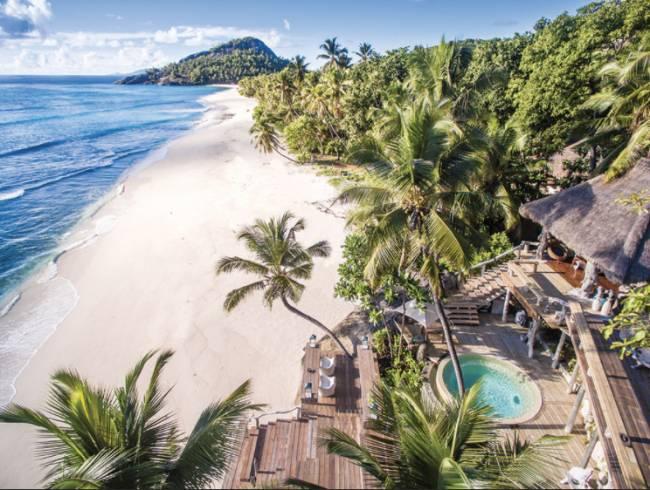 os 20 hotéis mais caros do mundo