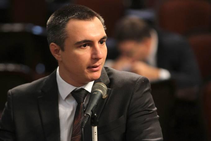 Deputado estadual Pedro Fernandes (PMDB-RJ)