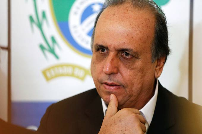 Luiz Fernando Pezão, Governador do Rio de Janeiro