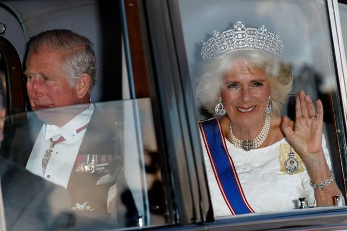Príncipe Charles e Duquesa Camilla