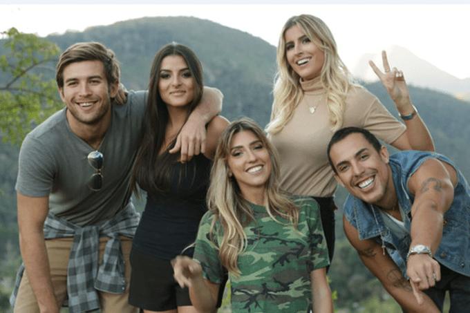 Alto Leblon com Bruno Maffei, Dandynha Barbosa, Taci Favato, Luiza D'Angelo e Danyel Marinho