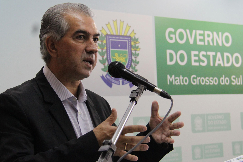 Governador do MS, Reinaldo Azambuja é alvo de operação da PF   VEJA