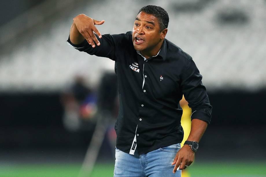 Roger Machado foi demitido pelo Atlético-MG após derrota para o Bahia