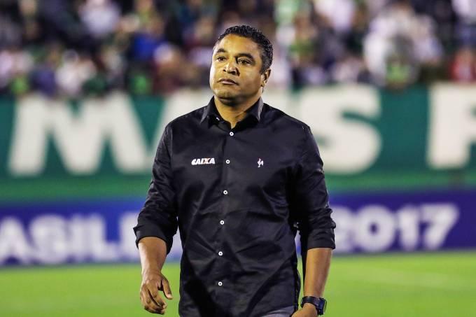 Roger Machado é demitido pelo Atlético-MG