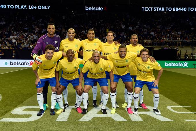Brasil disputa Star Sixes 2017