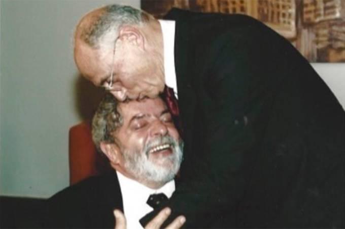 Eduardo Suplicy e Lula