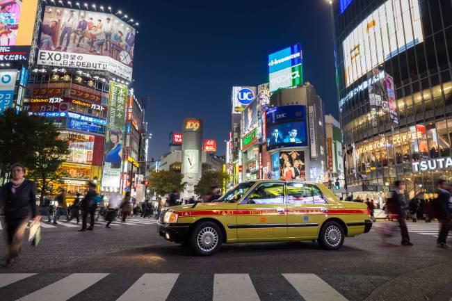 as cidades mais caras e as mais baratas para andar de táxi