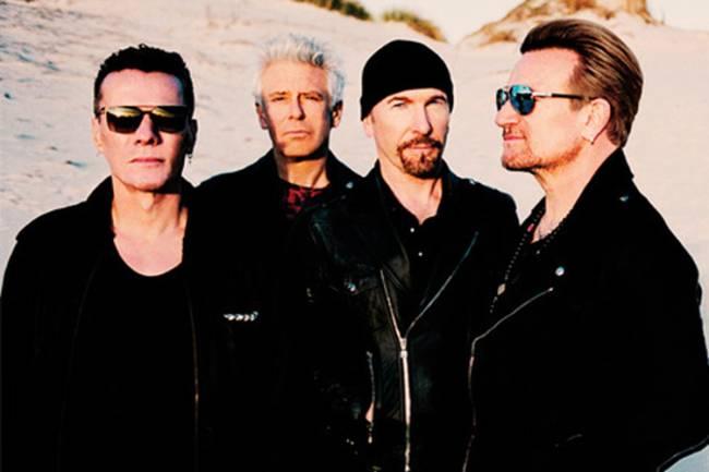 Shows internacionais no Brasil em 2017: U2