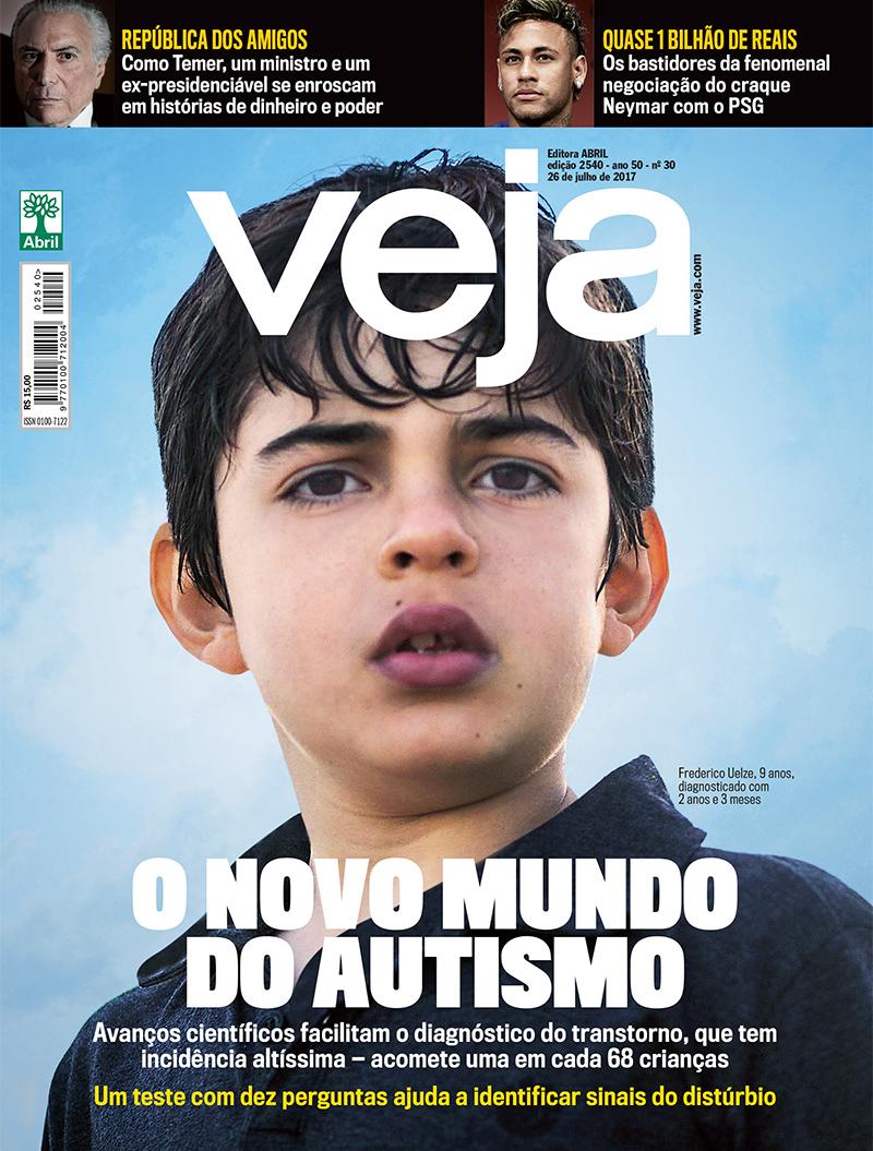 Raza humana Acostumbrados a con las manos en la masa  O novo mundo do autismo | VEJA