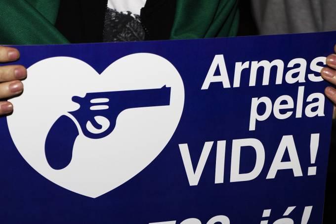 Violência – armas – Homicídio