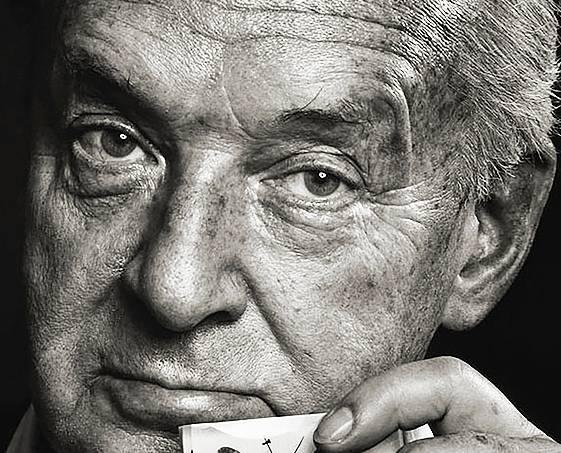 Vladimir Nabokov_photo Yousuf Karsh