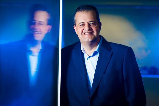 Empresário Belmiro Gomes, presidente da Assaí