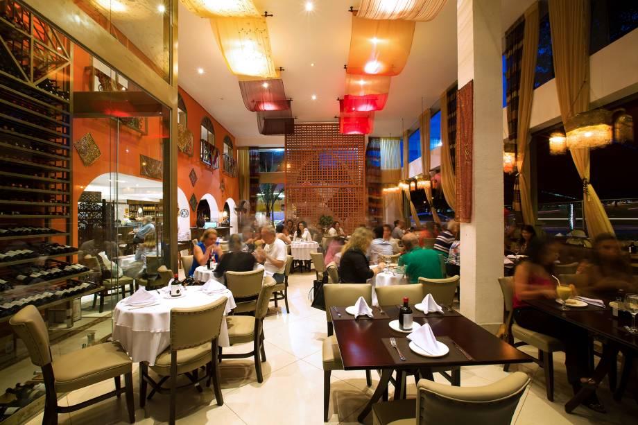 Empório Árabe: dois endereços do restaurante participam do festival durante o jantar