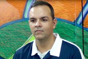 André Tavares executivo de marketing do América