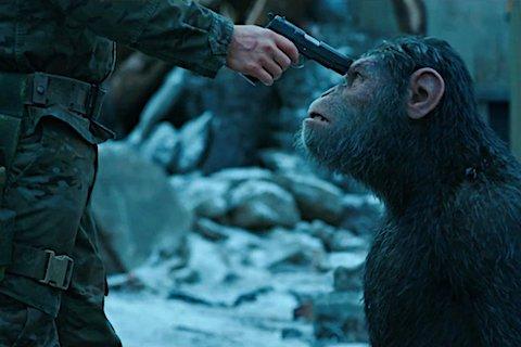 Planeta dos Macacos - A Guerra