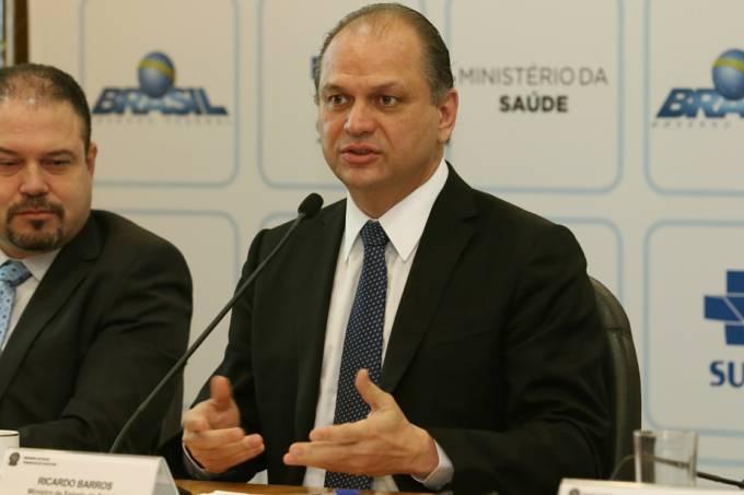 Ministro Ricardo Barros