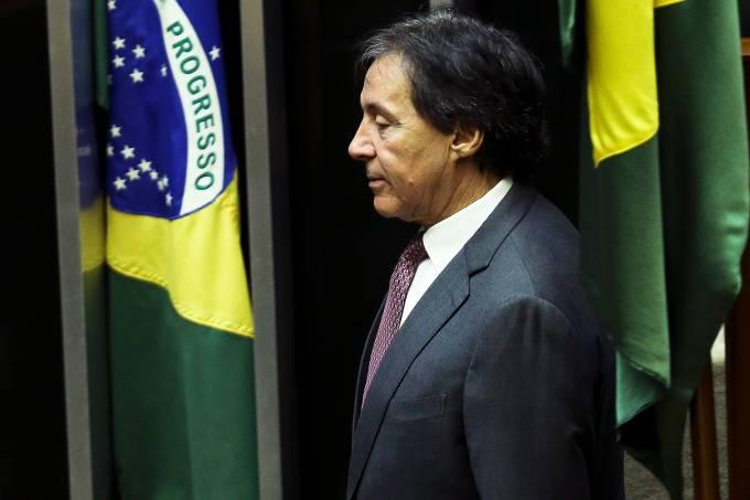 Brasília – O presidente do Senado, Eunício Oliveira