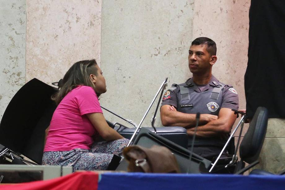 Estudantes ocupam Câmara de São Paulo