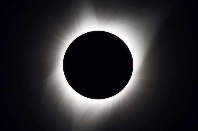 Eclipse solar 2017 – Fotos