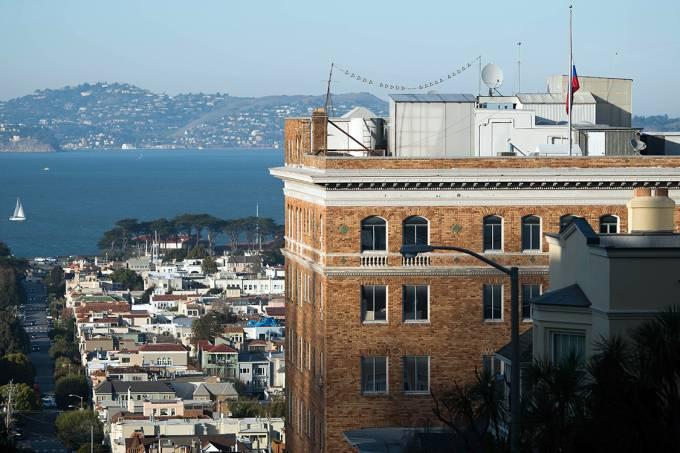 Consulado da Rússia em San Francisco