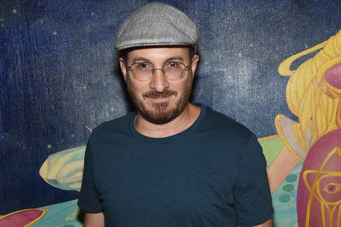 Diretor de cinema Darren Aronofsky
