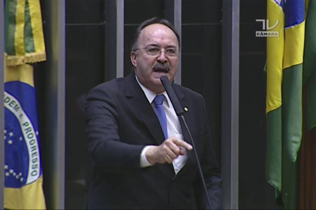 Deputado Mauro Pereira (PMDB-RS)