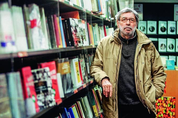 Escritor italiano Domenico Starnone