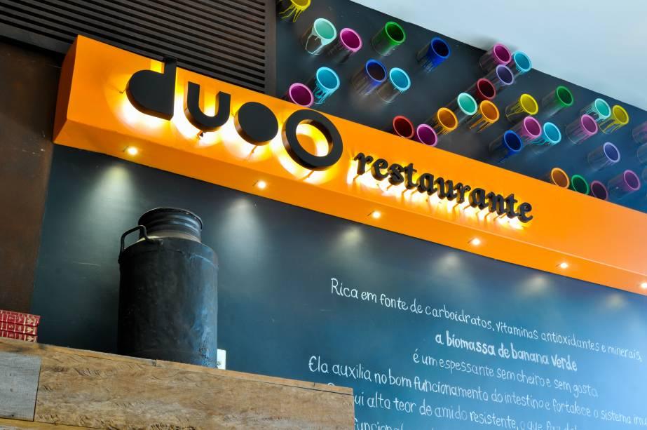 duoO: restaurante participa do Menu VEJA Comer & Beber no almoço e jantar