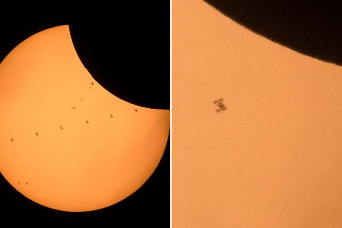 Eclipse solar – NASA