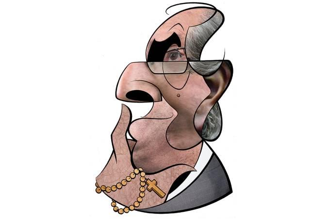 """Eduardo Cunha – """"Apesar de ser evangélico e não acreditar que o papa é o representante de Deus na Terra, tenho de me render ao ditado popular e, quando não se tem mais a quem recorrer, recorra ao bispo ou ao papa. Como o papa é mais graduado, ficarei com ele."""""""