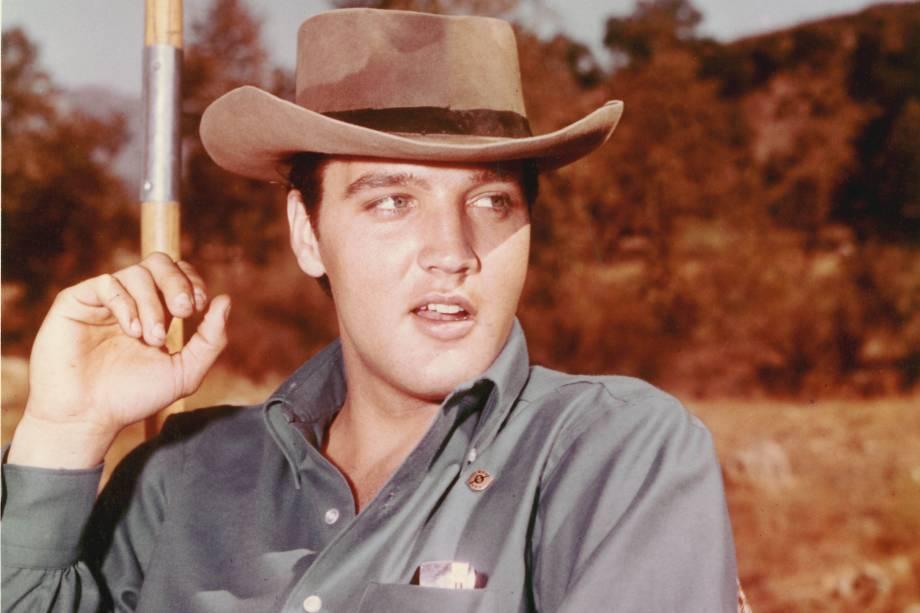 Elvis Presley, anos 50