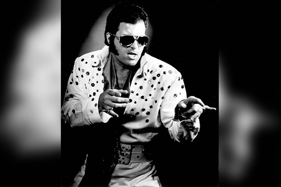 Elvis Presley, cantor