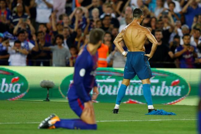 Barcelona x Real Madrid - Supercopa da Espanha