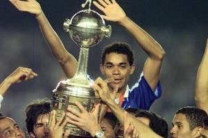 Cruzeiro campeão da Libertadores em 1997