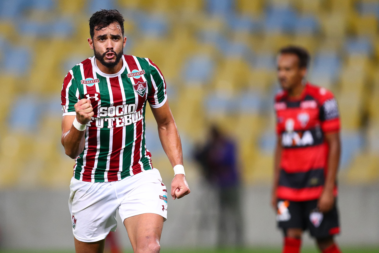 Fluminense x Atlético-GO - Brasileirão 2017