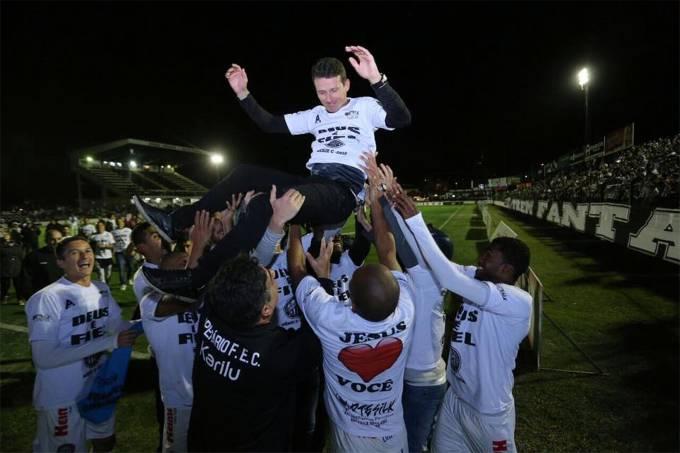 Operário Ferroviário Esporte Clube conquista acesso à série C do Brasileirão