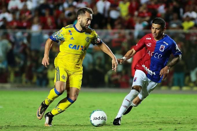 Flamengo e Paraná