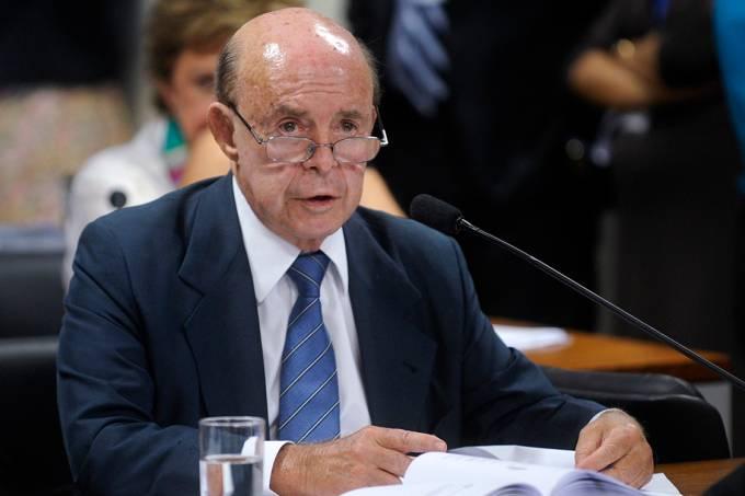 Senador Francisco Dornelles (PP-RJ)