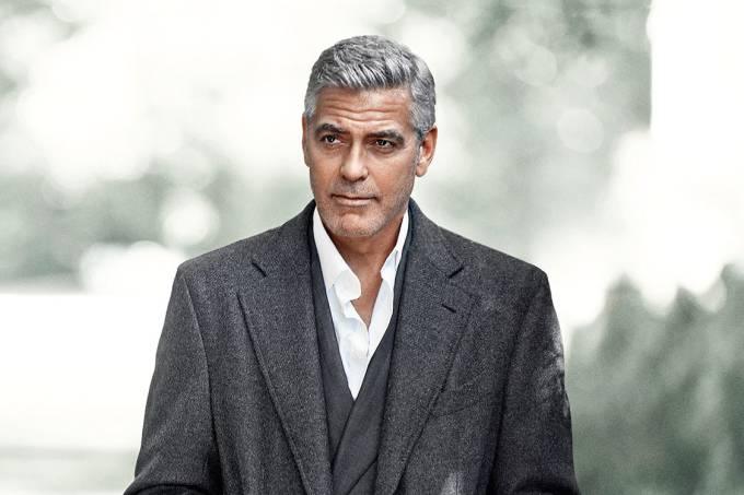 """""""Não há dois lados na intolerância e no ódio."""" – George Clooney,ator e diretor americano, ao anunciar a doação de 1 milhão de dólares a uma ONG que combate as atividades de extremistas"""