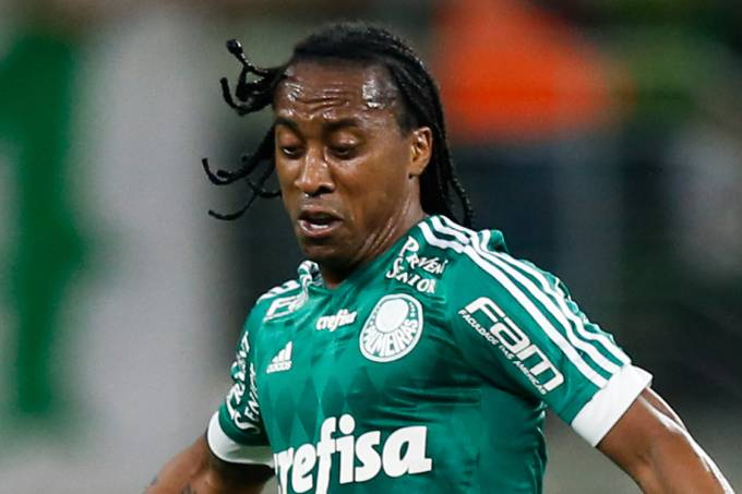 Arouca, no Palmeiras