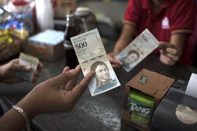 Notas venezuelanas