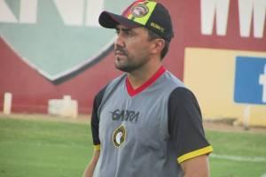 Luizinho Lopes, treinador do Globo FC