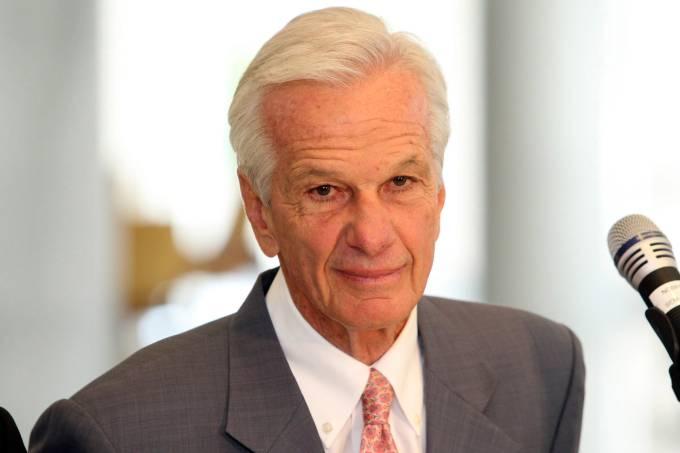 Jorge Paulo Lemann, do fundo de investimento 3G Capital.