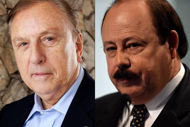 José Maria Eymael e Levy Fidelix