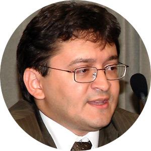 Procurador da República, José Roberto Pimenta Oliveira