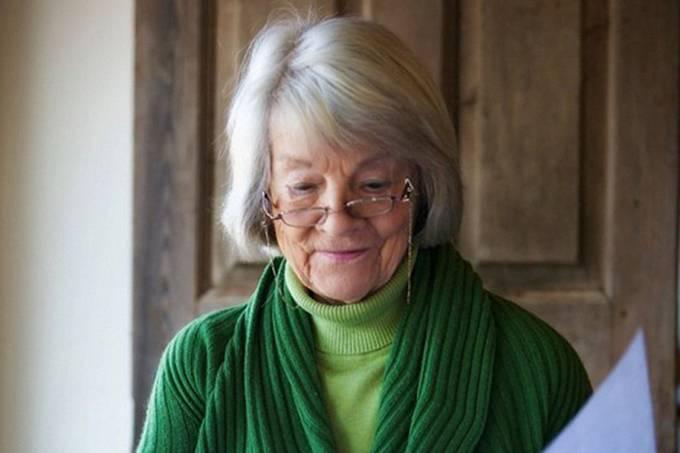 Escritora Judith Jones